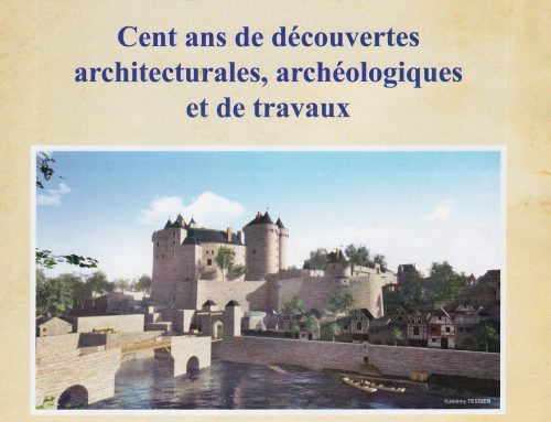 2018 : 100 ans de découvertes architecturales, archéologique et de travaux